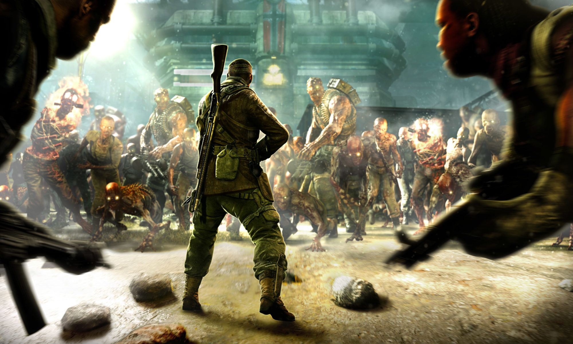 Zombie Army 4: Blood Count