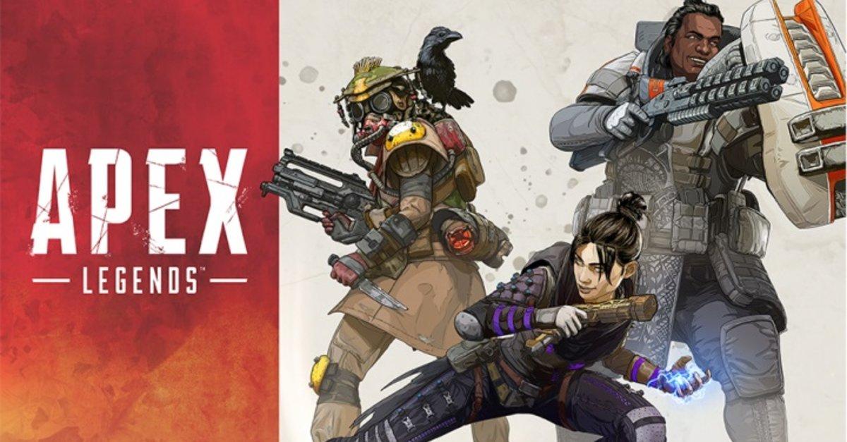 Apex Legends Saison 5: Gunst des Schicksals