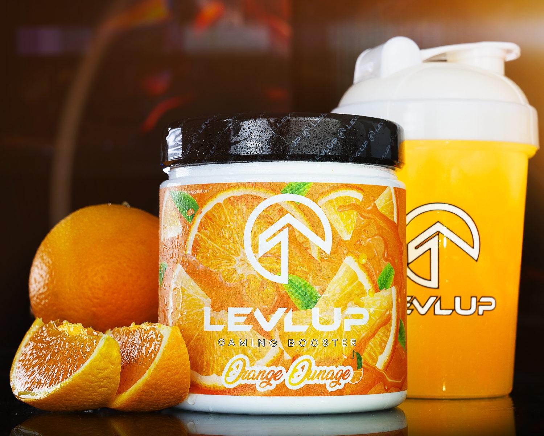 LevlUp Gaming Booster Gewinnspiel