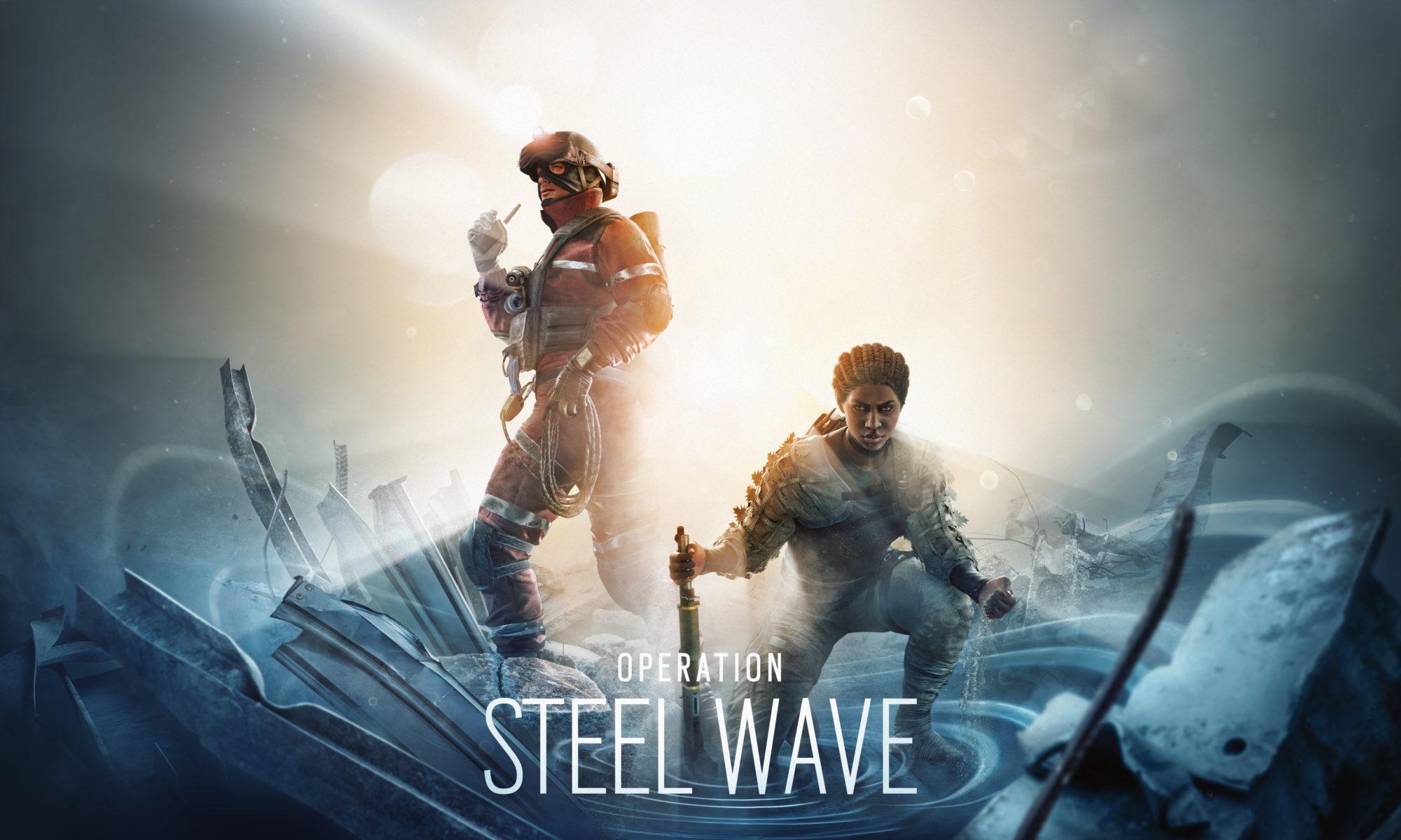 Rainbow Six Siege: Operation Steel Wave