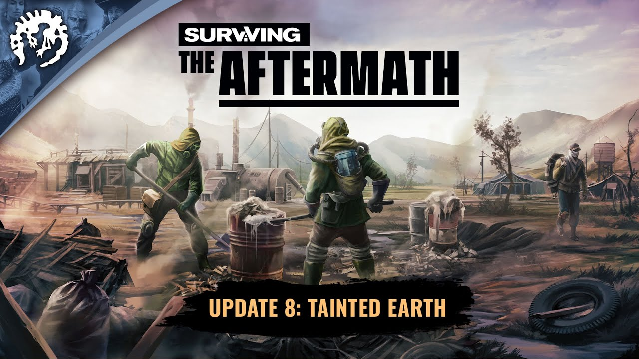 Surviving the Aftermath: Tainted Earth