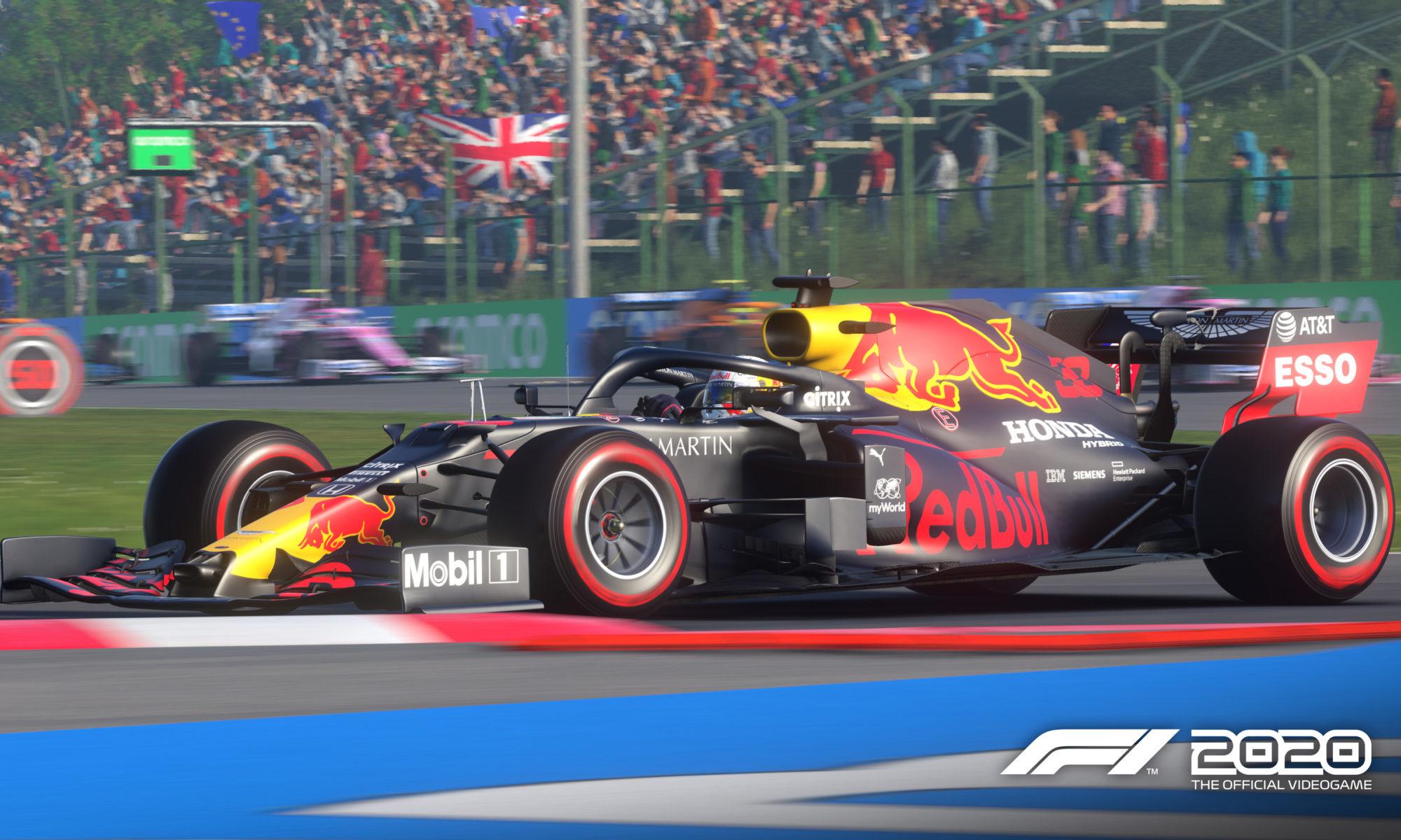 Neues Hot Lap Video zu F1 2020
