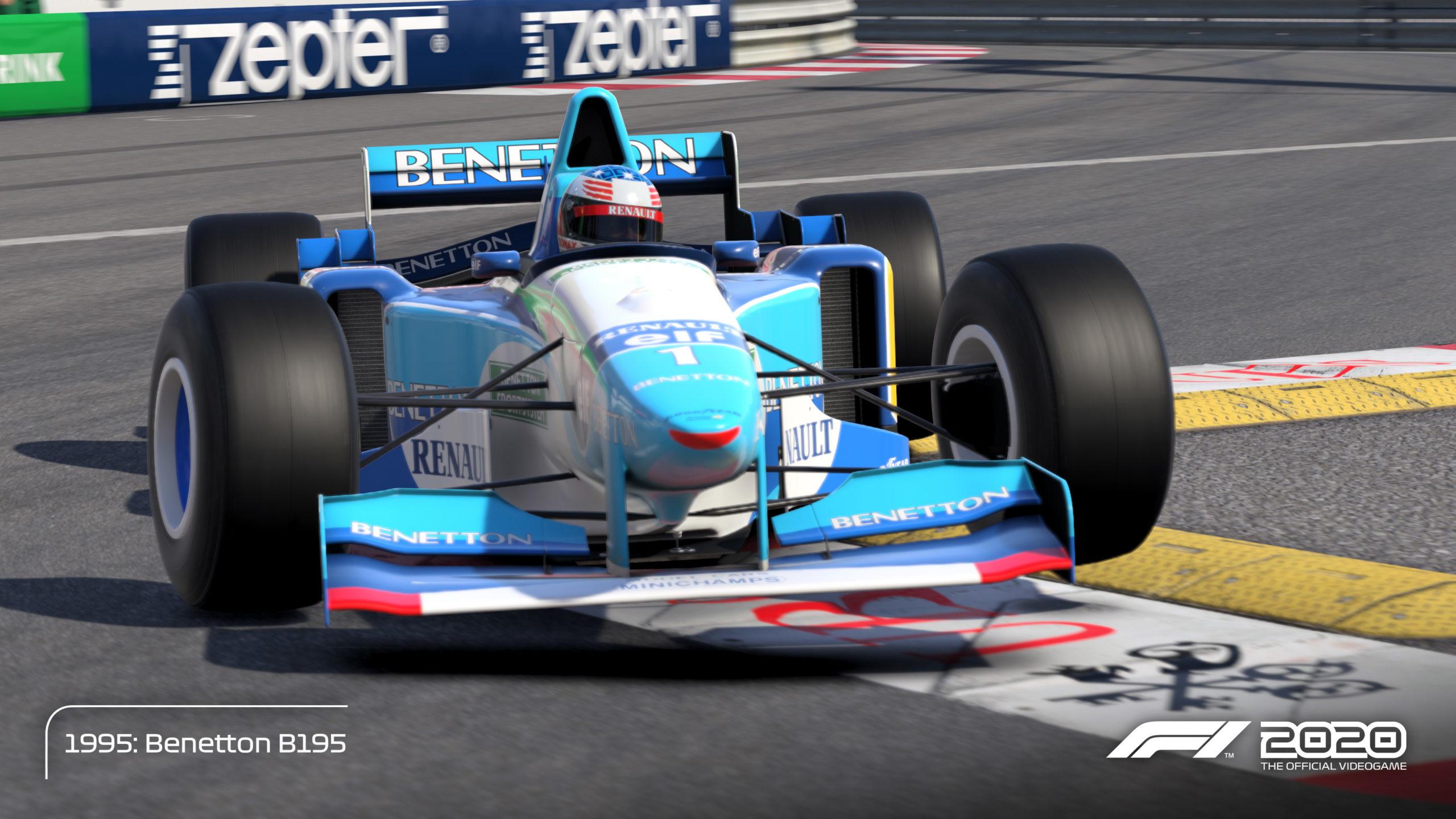 F1 2020: Schumacher-Deluxe-Edition ab sofort erhältlich ...