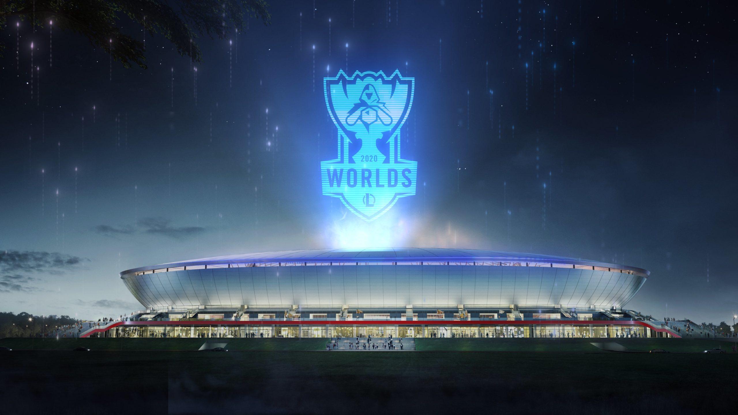 League of Legends Weltmeisterschaft 2020