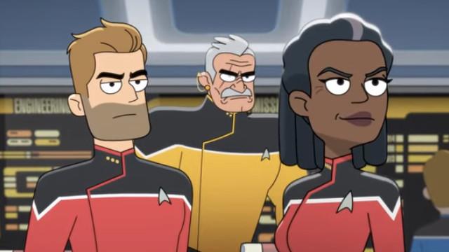 Star Trek: Lower Docks