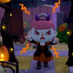 Animal Crossing: New Horizons Halloween Update