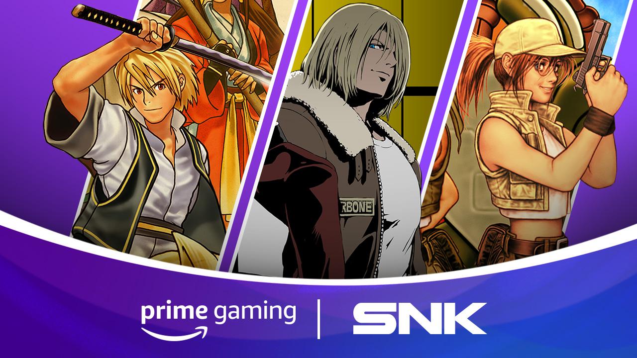 Amazon Prime Gaming