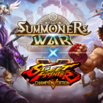 Summoners War X Street Fighter V: Champion Edition Collaboration