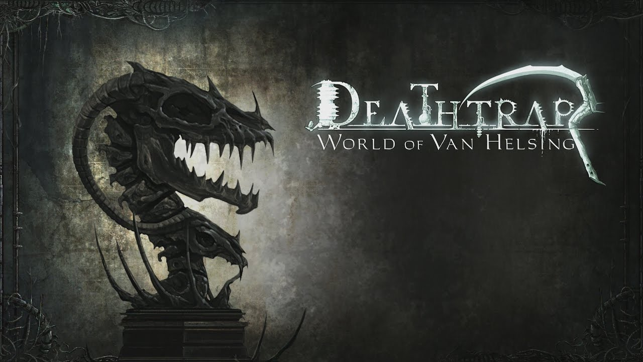 The World of Van Helsing: Deathtrap