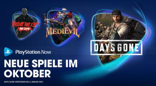 Psn Spiele Oktober