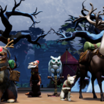 Torchlight III winterupdate