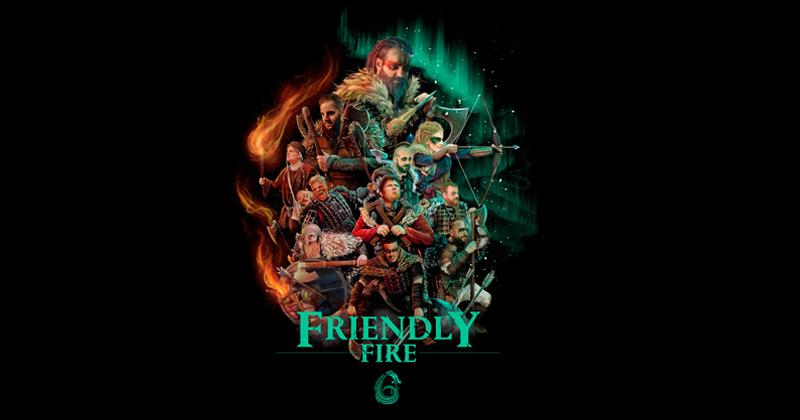 Friendly Fire 6