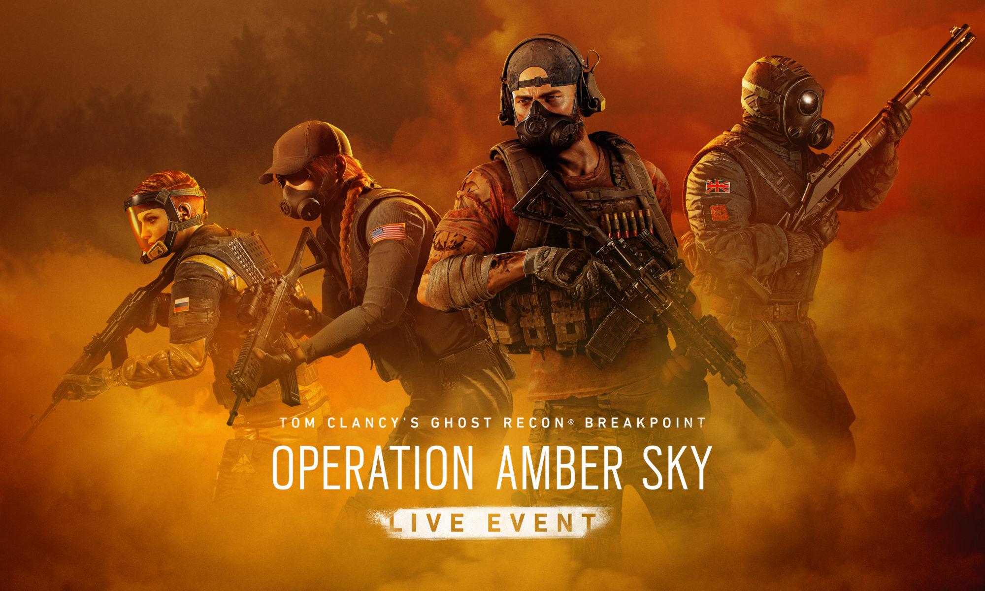 Operation Amber Sky