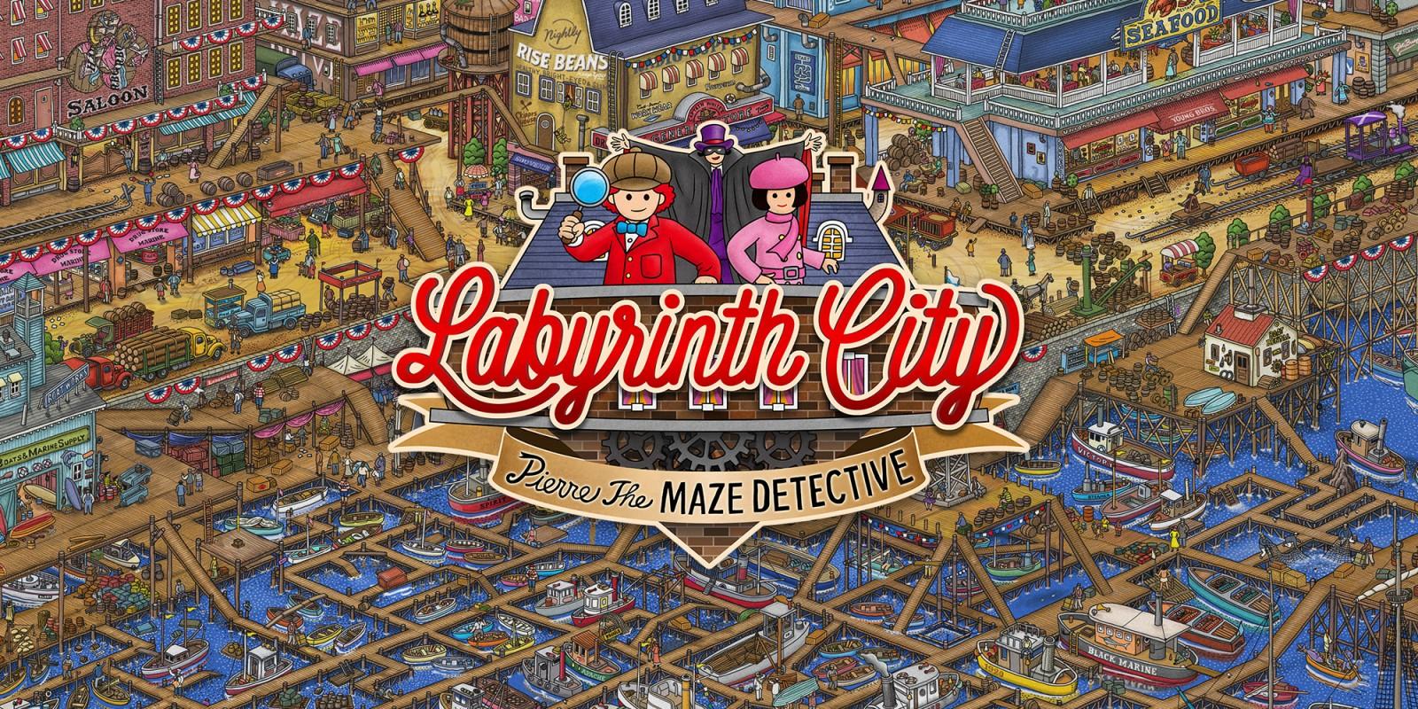 Labyrinth City