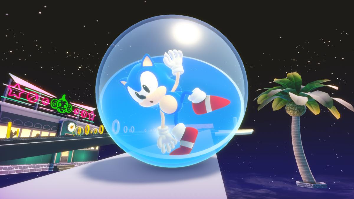 Super Monkey Ball Banana Mania: Sonic und Tails