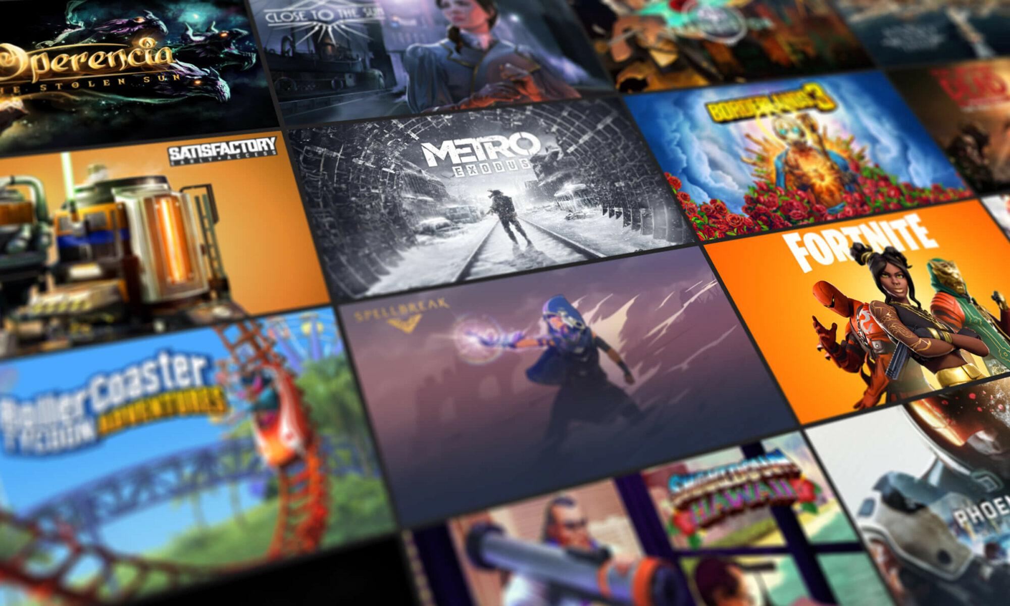 Epic Games Gratis Spiele